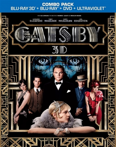 Picture of The Great Gatsby 3D and 2D [2013] Original