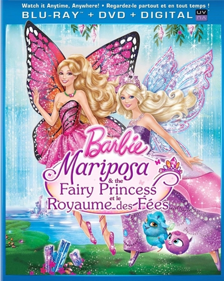 Picture of Barbie Mariposa And The Fairy Princess [2013]