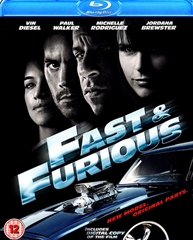 Picture of Fast and Furious Part 4 [2009]