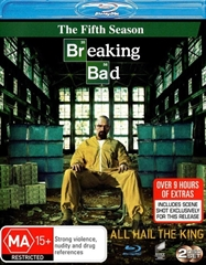 Picture of Breaking Bad - Season 5 [Bluray]