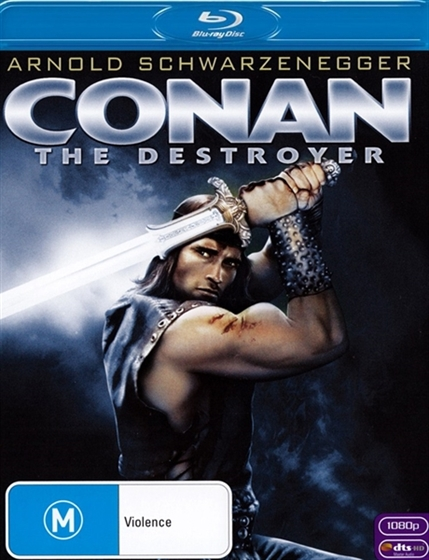 Picture of Conan the Destroyer [1984]