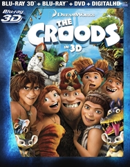 Picture of The Croods 3D and 2D [2013] Original