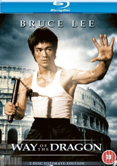 Picture of Bruce Lee THE WAY OF THE DRAGON [1972]