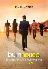 Picture of Burn Notice - Season 7 [Bluray]