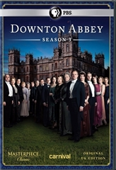 Picture of Downton Abbey - Season 3 [Bluray]