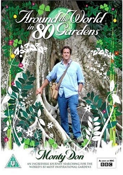 Picture of BBC - Around The World In 80 Gardens