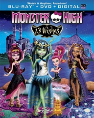 Picture of Monster High 13 Wishes [2013]