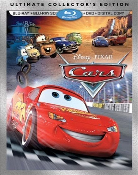 Picture of Cars Part 1 3D and 2D Original [2006]