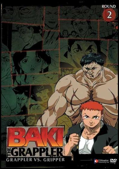 Picture of Grappler Baki