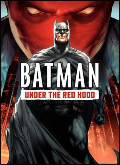 Picture of Batman Under The Red Hood