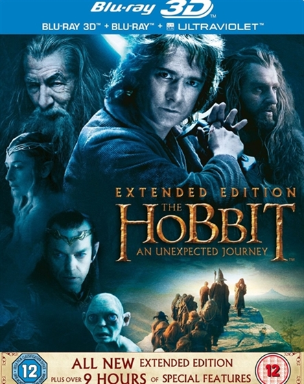 سلسلة Hobbit Trilogy 1080p BluRay