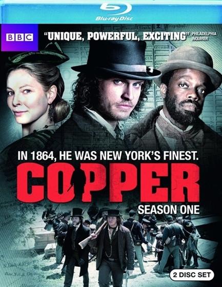 Picture of Copper - Season 1 [Bluray]
