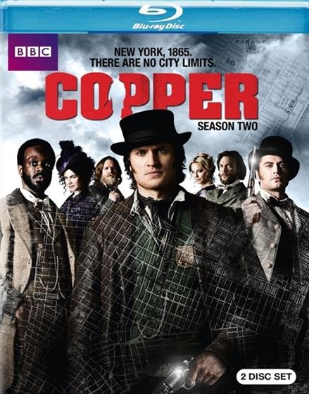 Picture of Copper - Season 2 [Bluray]