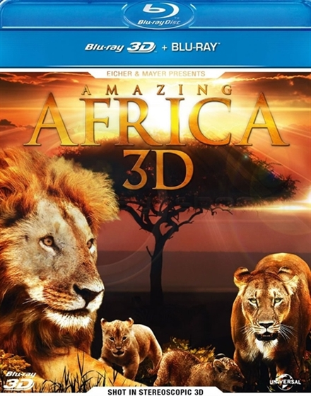 Picture of Amazing Africa 3D and 2D [2013] Original