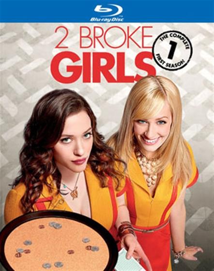 Picture of 2 Broke Girls - Season 1 [Bluray]