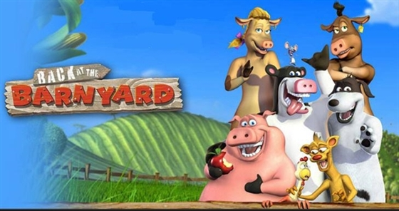Picture of BACK AT THE BARNYARD