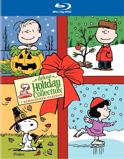 Picture of Charlie Brown Peanuts Deluxe Holiday Collection [BluRay]