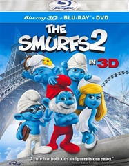 Picture of The Smurfs Part 2 3D and 2D Original [2013]