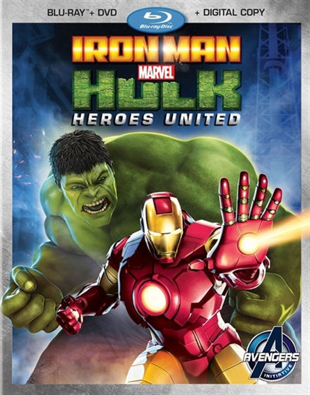 Picture of Iron Man & Hulk Heroes United [2013]