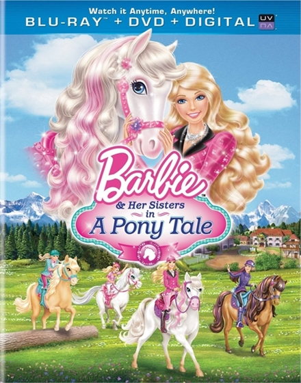 Picture of Barbie & Her Sisters in A Pony Tale [2013]