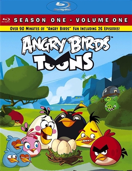 Picture of Angry Birds Toons [2013]