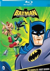 Picture of Batman The Brave And The Bold - Season 1 [BluRay]