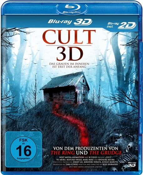 Picture of Cult 3D and 2D Original [2013]