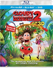 Picture of Cloudy with a Chance of Meatballs 2 3D and 2D Original [2013]