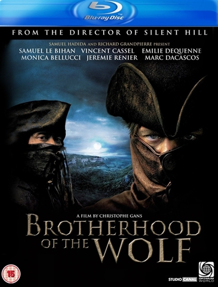 Picture of Brotherhood of the Wolf [2001]