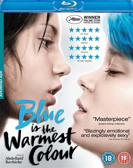Picture of Blue Is the Warmest Color [2013]