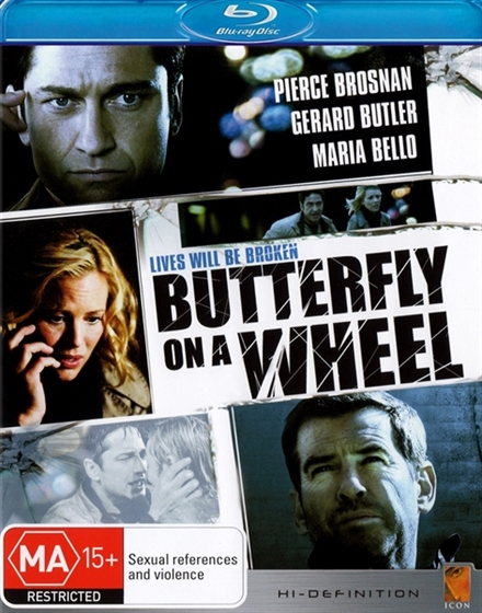 Picture of Butterfly on a Wheel [2007]