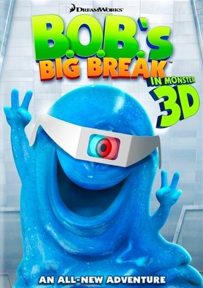 Picture of B O Bs Big Break 3D and 2D Original [2009]