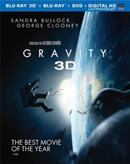 Picture of Gravity 3D and 2D Original [2013]