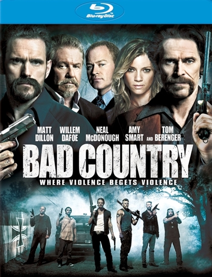 Picture of Bad Country [2014]