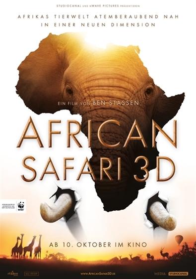 Picture of African Safari 3D and 2D [2013] Original