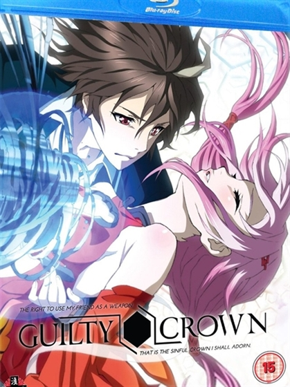 Picture of Guilty Crown [BluRay]