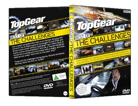 Picture of Best of Top Gear The Challenges