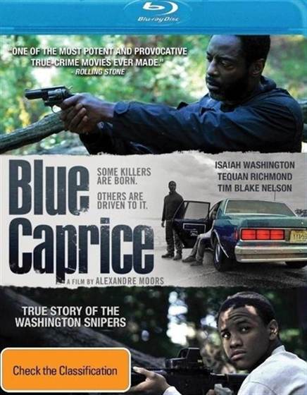 Picture of Blue Caprice [2013]