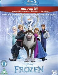 Picture of Frozen 3D and 2D Original [2013]