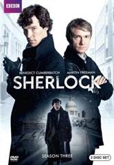 Picture of Sherlock - Season 3 [Bluray]