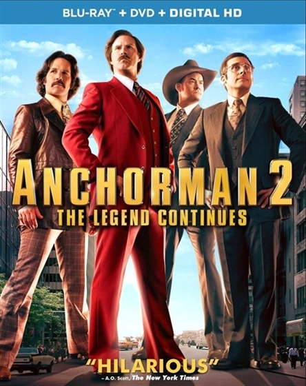Picture of Anchorman The Legend Continues Part 2 [2013]