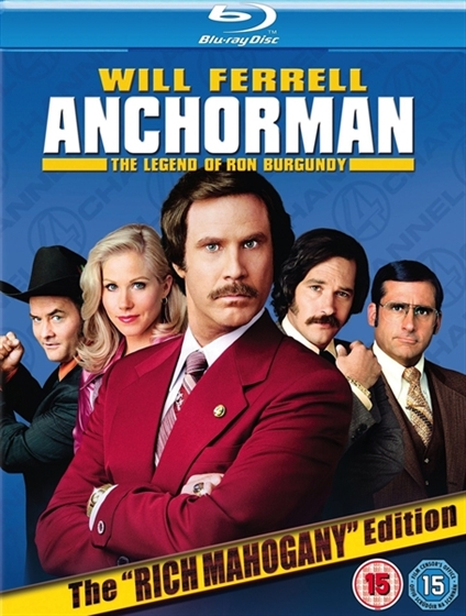 Picture of Anchorman The Legend of Ron Burgundy  Part 1 [2004]