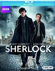 Picture of Sherlock - Season 2 [Bluray]