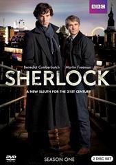 Picture of Sherlock - Season 1 [Bluray]