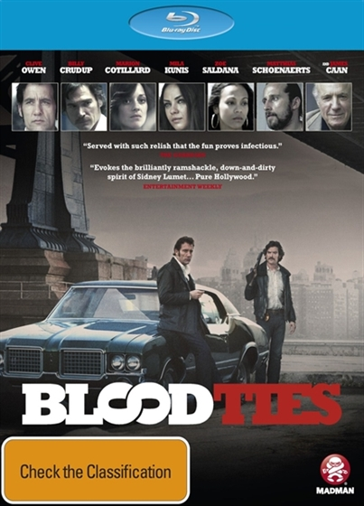 Picture of Blood Ties [2013]