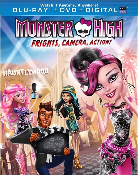 Picture of Monster High Frights Camera Action! [2014]