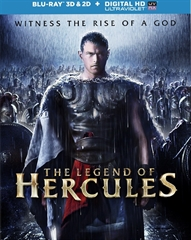 Picture of The Legend of Hercules 3D and 2D Original [2014]