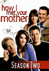 Picture of How I Met Your Mother - Season 2 [Bluray]