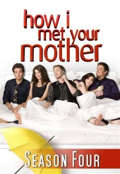 Picture of How I Met Your Mother - Season 4 [Bluray]