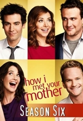 Picture of How I Met Your Mother - Season 6 [Bluray]